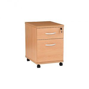 2 drawer