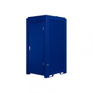 4' x 4' Toilets