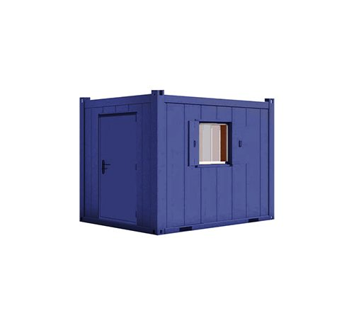 Secure Canteen - 10x8