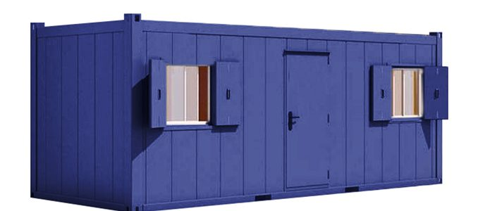 Secure Drying Room - 20x8