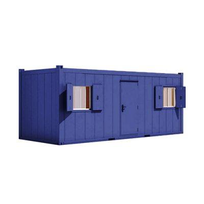 Secure Office - 20x8 - side door