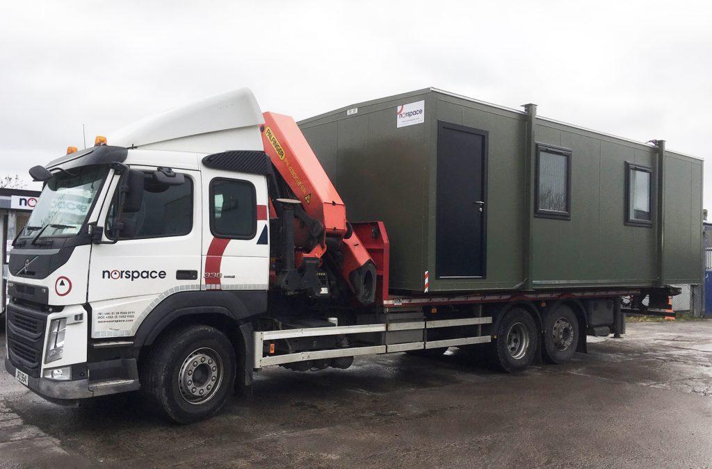 Transport Services Lisburn Northern Ireland