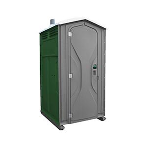 Standard Single - Chemical Toilet