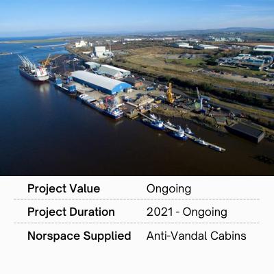 Infrastructure - Foyle Port